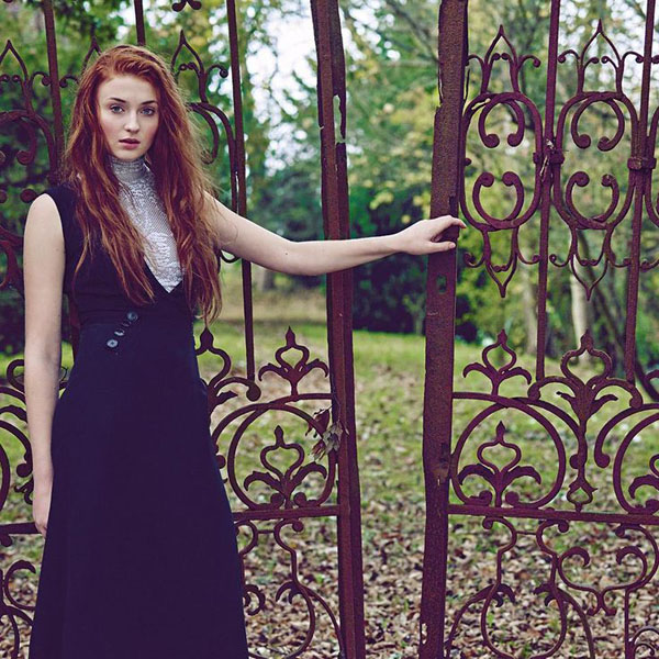 Sophie Turner's sexiest pictures from her hottest photo shoots. (13)