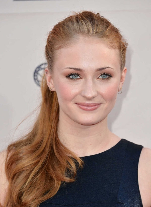 Sophie Turner's sexiest pictures from her hottest photo shoots. (8)