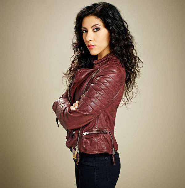 Stephanie Beatriz sexiest pictures from her hottest photo shoots. (12)