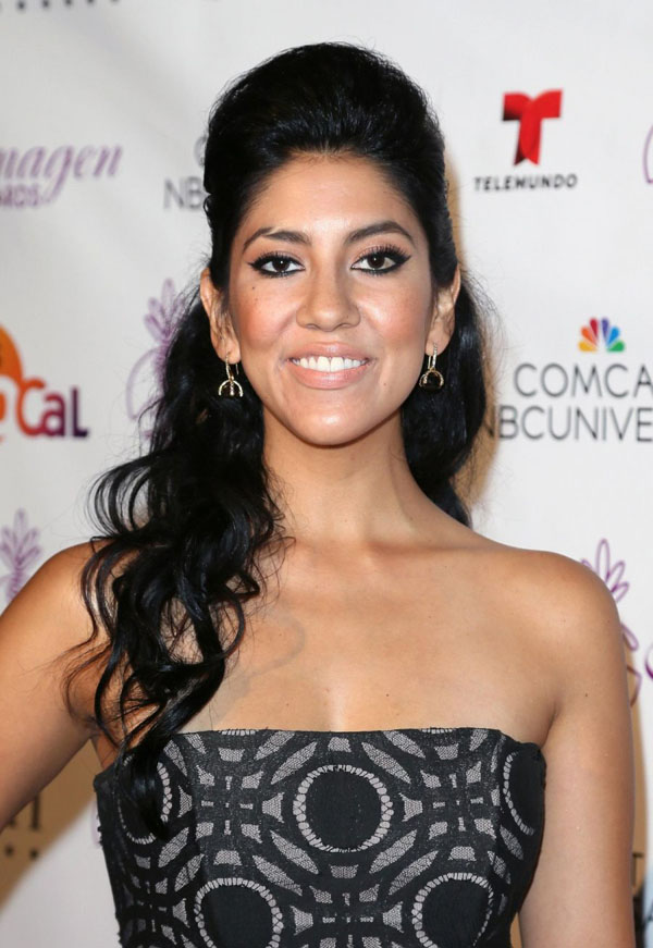 Stephanie Beatriz sexiest pictures from her hottest photo shoots. (11)
