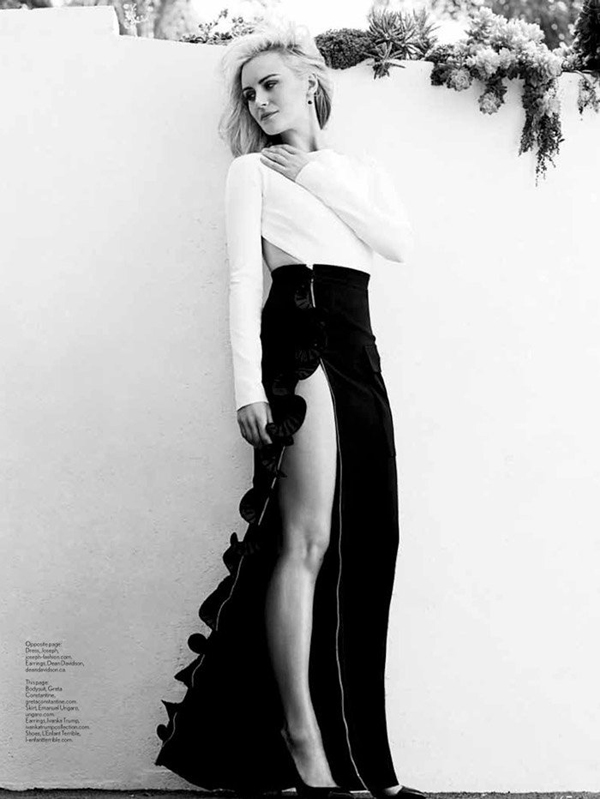 Taylor Schilling sexiest pictures from her hottest photo shoots. (7)