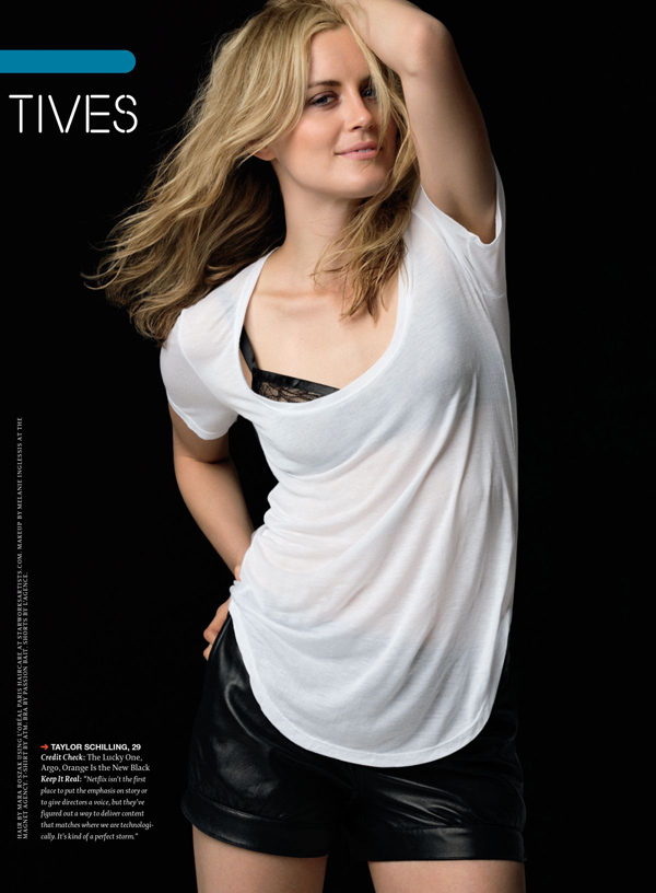 Taylor Schilling sexiest pictures from her hottest photo shoots. (4)