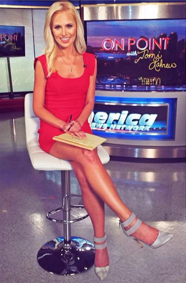 Tomi Lahren sexiest pictures from her hottest photo shoots. (9)