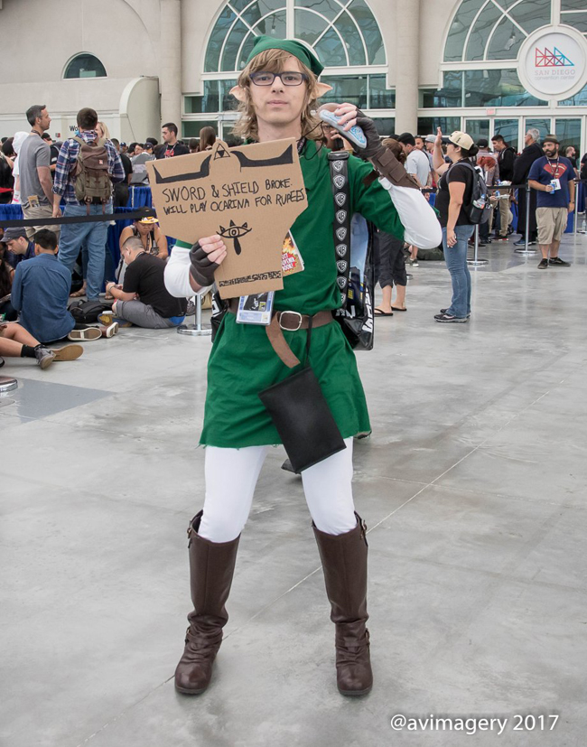 Cosplay from Comic-Con 2017. (68)