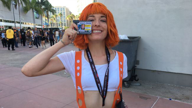 Cosplay from Comic-Con 2017. (58)