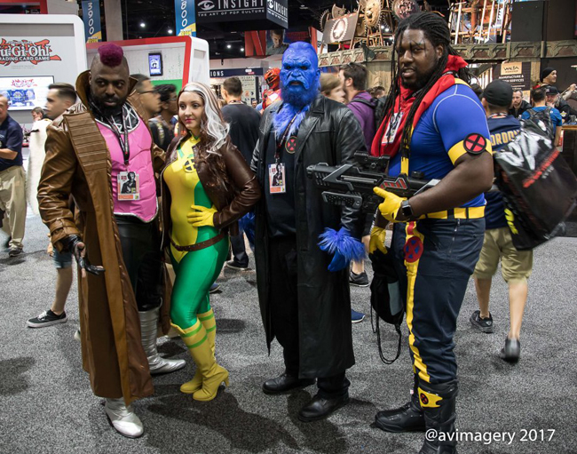 Cosplay from Comic-Con 2017. (52)