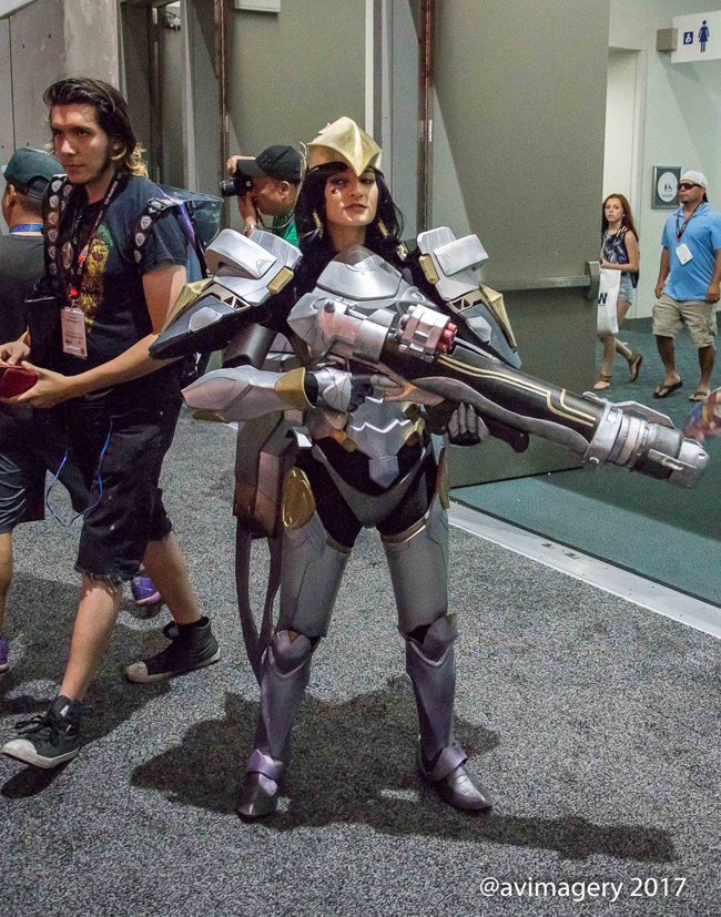 Cosplay from Comic-Con 2017. (43)