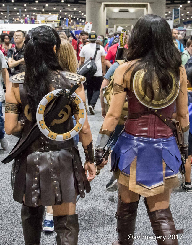 Cosplay from Comic-Con 2017. (23)
