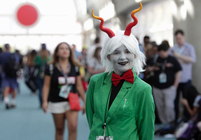 Cosplay from Comic-Con 2017. (13)