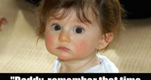 Parents Confess The Creepiest Thing Their Kids Have Said. (22)