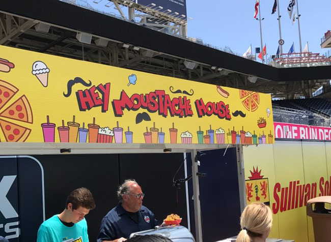 Impractical Jokers block party at Comic-Con in San Diego. (8)