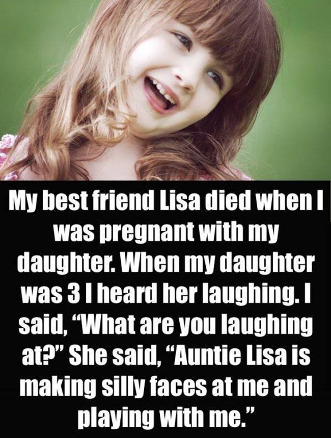 Parents Confess The Creepiest Thing Their Kids Have Said. (7)