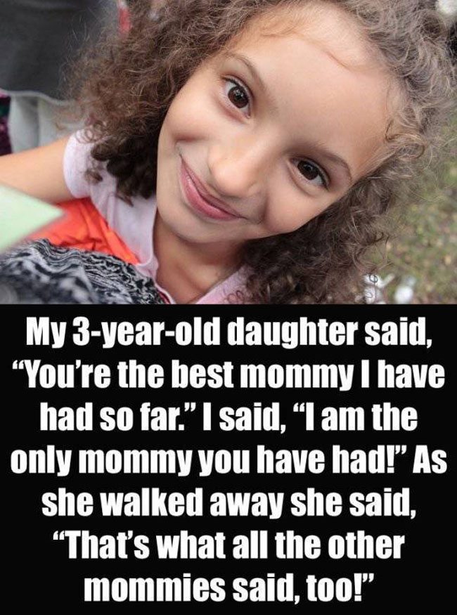 Parents Confess The Creepiest Thing Their Kids Have Said. (5)