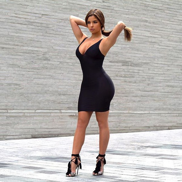 Demi Rose Mawby sexiest pictures from her hottest photo shoots. (7)
