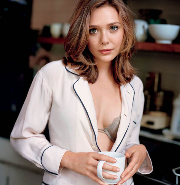 Elizabeth Olsen sexiest pictures from her hottest photo shoots. (24)
