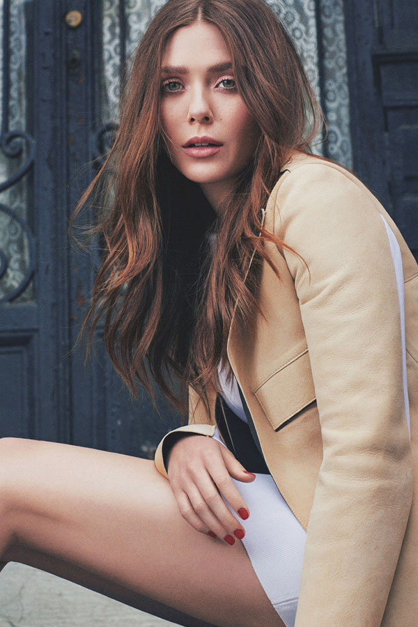Elizabeth Olsen sexiest pictures from her hottest photo shoots. (12)