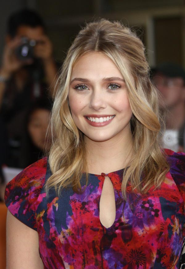 Elizabeth Olsen sexiest pictures from her hottest photo shoots. (11)