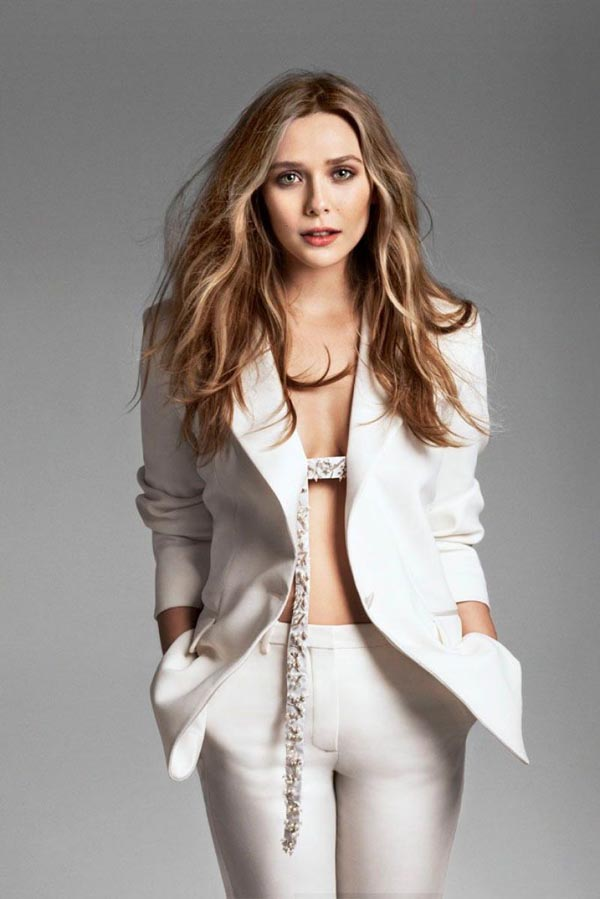 Elizabeth Olsen sexiest pictures from her hottest photo shoots. (8)