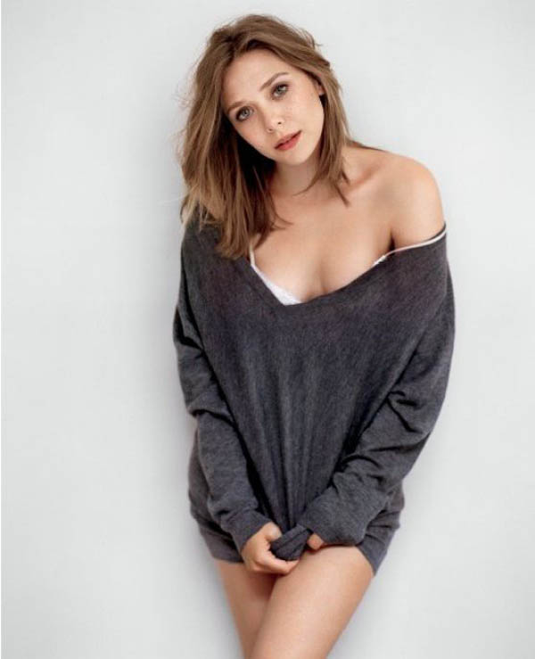 Elizabeth Olsen sexiest pictures from her hottest photo shoots. (2)