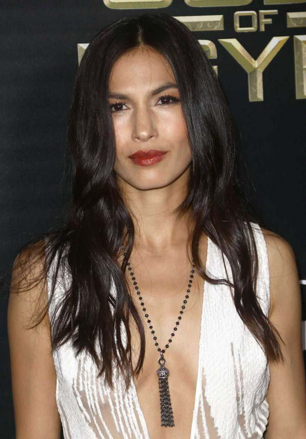 Elodie Yung sexiest pictures from her hottest photo shoots. (1)