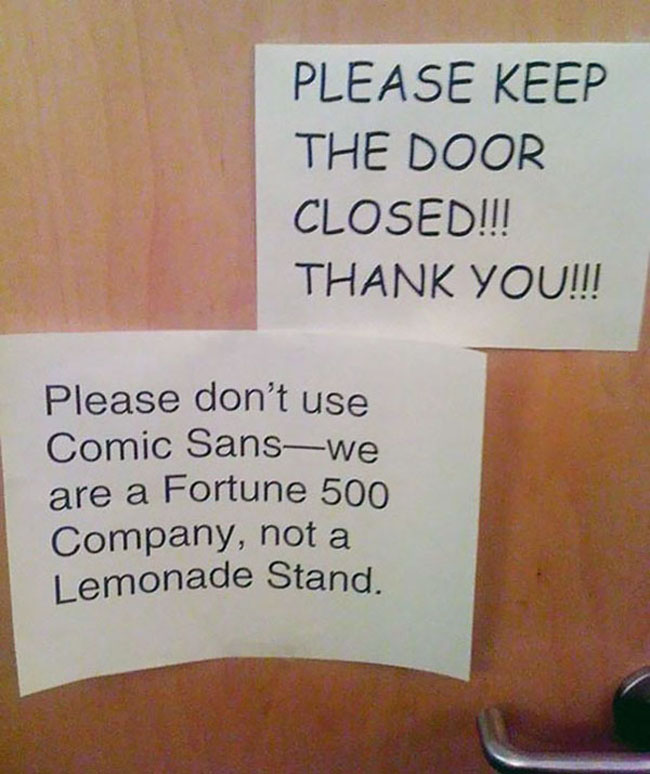 Funny passive aggressive office notes. (23)