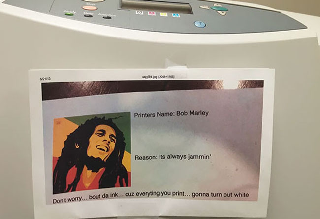 Funny passive aggressive office notes. (11)