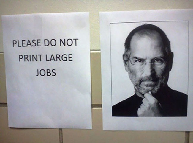 Funny passive aggressive office notes. (3)
