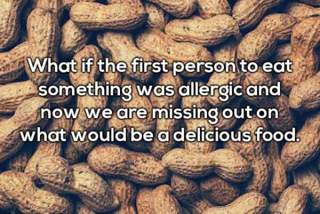 Funny Shower Thoughts That'll Make You Rethink Your Life. (23)