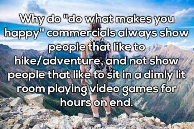 Funny Shower Thoughts That'll Make You Rethink Your Life. (8)