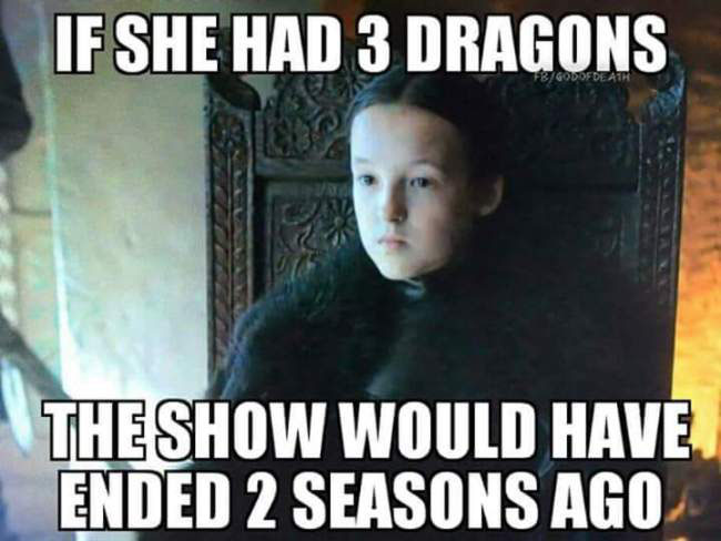 Game of Thrones Memes Every Fan Will Enjoy. (20)