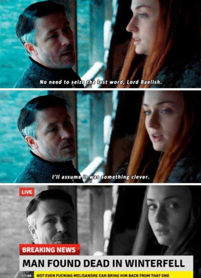 Game of Thrones Memes Every Fan Will Enjoy. (14)