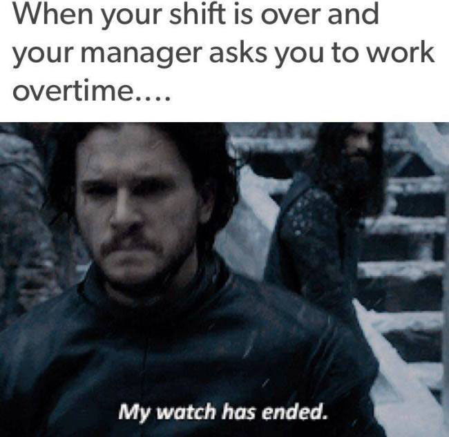 Game of Thrones Memes Every Fan Will Enjoy. (12)