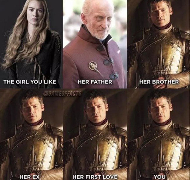 Game of Thrones Memes Every Fan Will Enjoy. (4)