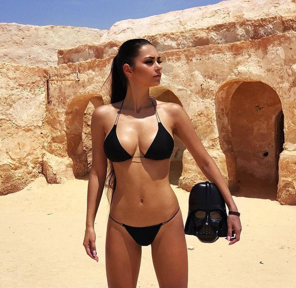 Helga Lovekaty sexiest pictures from her hottest photo shoots. (48)