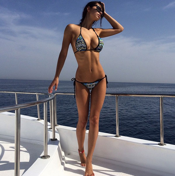 Helga Lovekaty sexiest pictures from her hottest photo shoots. (5)