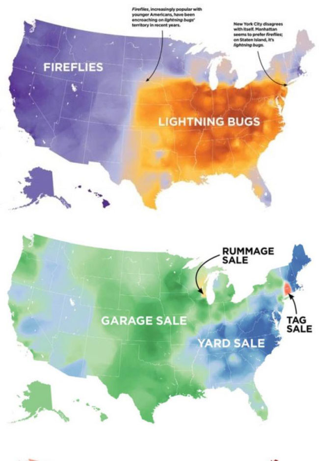 This is How People Say The Same Thing But Differently in Various Parts of America. (3)