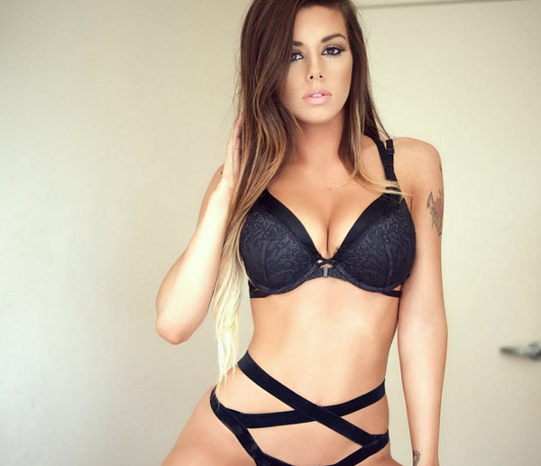 Juli Annee sexiest pictures from her hottest photo shoots. (39)