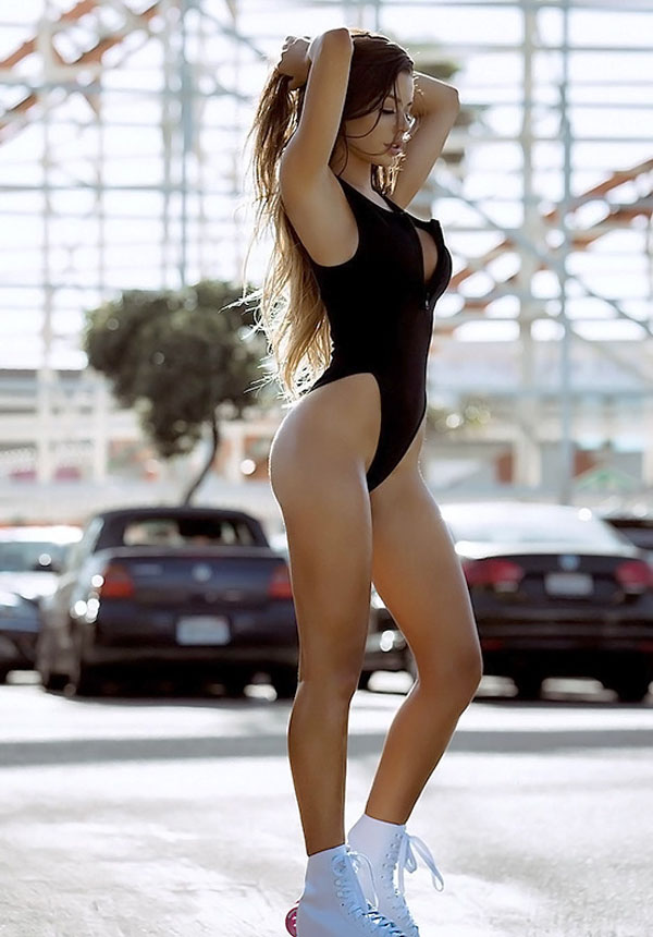 Juli Annee sexiest pictures from her hottest photo shoots. (25)