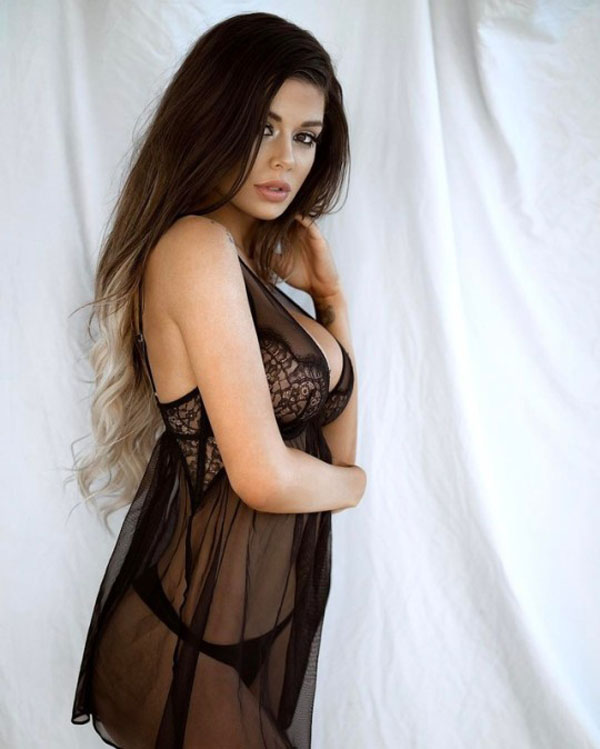 Juli Annee sexiest pictures from her hottest photo shoots. (19)