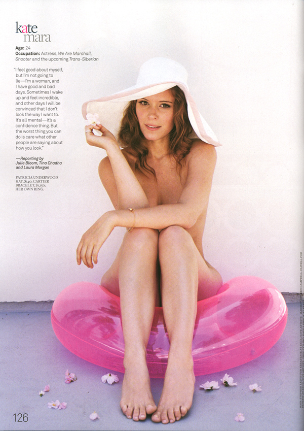 Kate Mara sexiest pictures from her hottest photo shoots. (1)