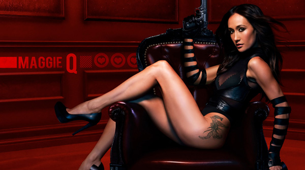Maggie Q sexiest pictures from her hottest photo shoots. (25)