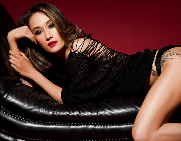 Maggie Q sexiest pictures from her hottest photo shoots. (14)