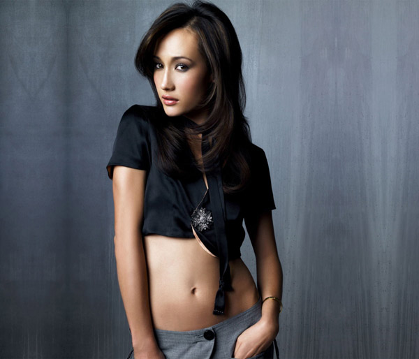 Maggie Q sexiest pictures from her hottest photo shoots. (6)