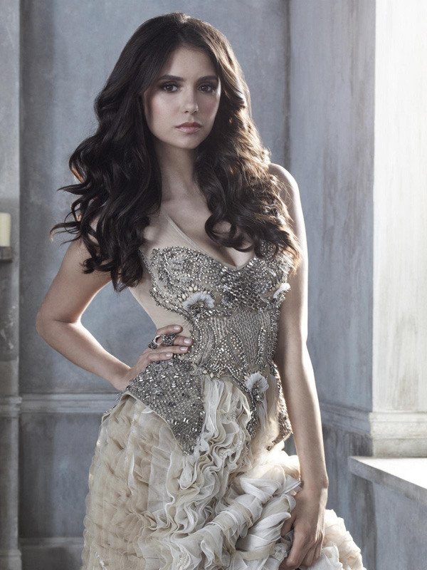 Nina Dobrev sexiest pictures from her hottest photo shoots. (9)