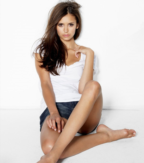 Nina Dobrev sexiest pictures from her hottest photo shoots. (3)