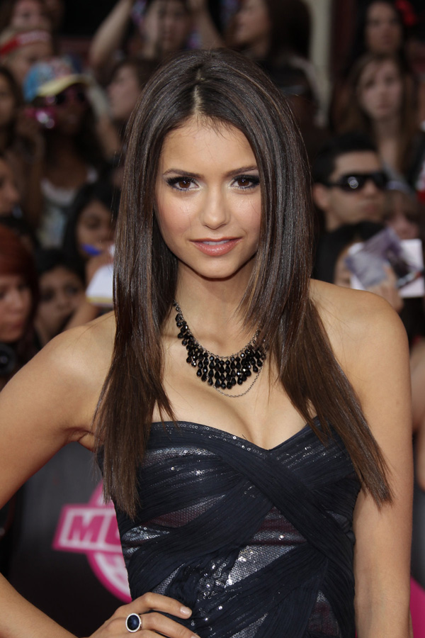 Nina Dobrev sexiest pictures from her hottest photo shoots. (2)