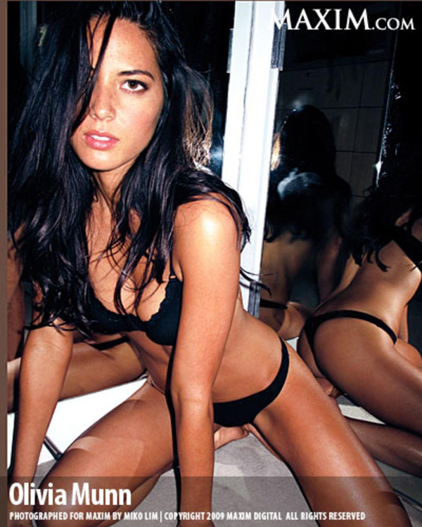 Olivia Munn sexiest pictures from her hottest photo shoots. (29)