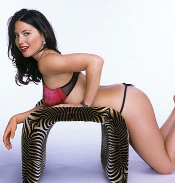 Olivia Munn sexiest pictures from her hottest photo shoots. (26)