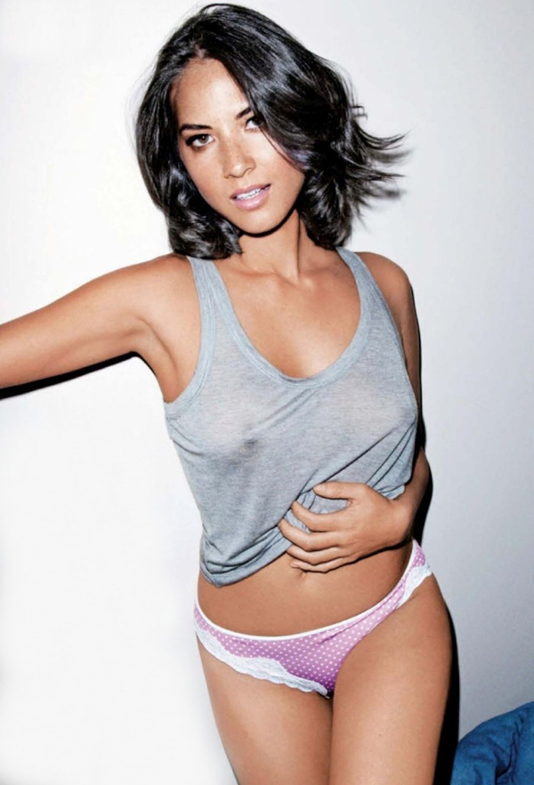 Olivia Munn sexiest pictures from her hottest photo shoots. (8)