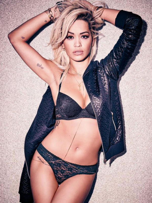 Rita Ora sexiest pictures from her hottest photo shoots. (25)
